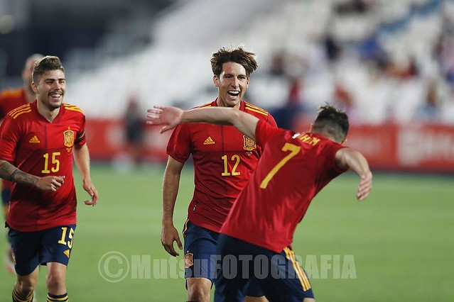 Spain x Lithuania, Butaruque, Leganes, Spain, Juan Miranda.