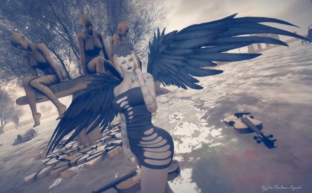 Giuliana (Raven) ღ RAPTURE™