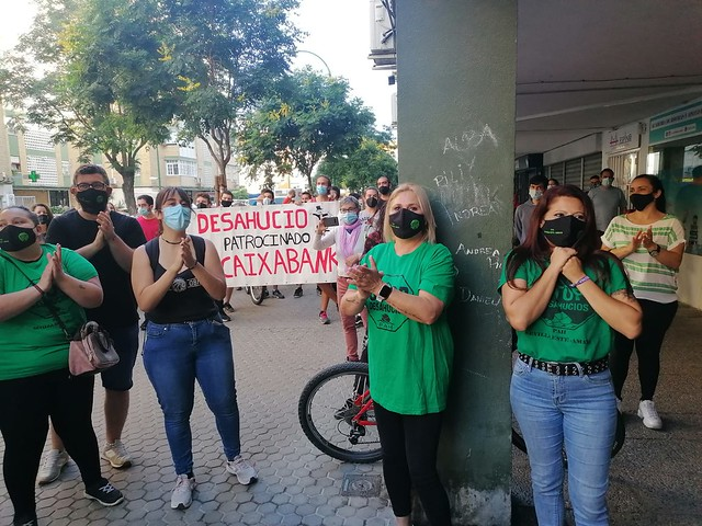 Foto Desahucio aplazado en Sevilla