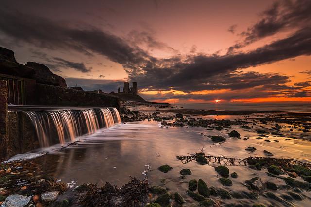 Reculver Sunset - Kent