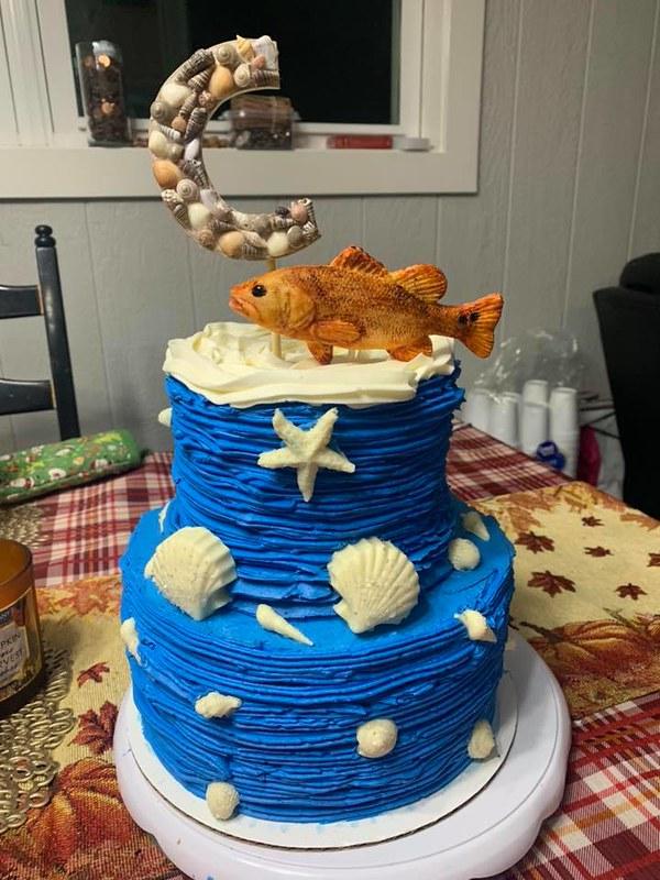 Cake from Simply Sweet Kakes by Krystle