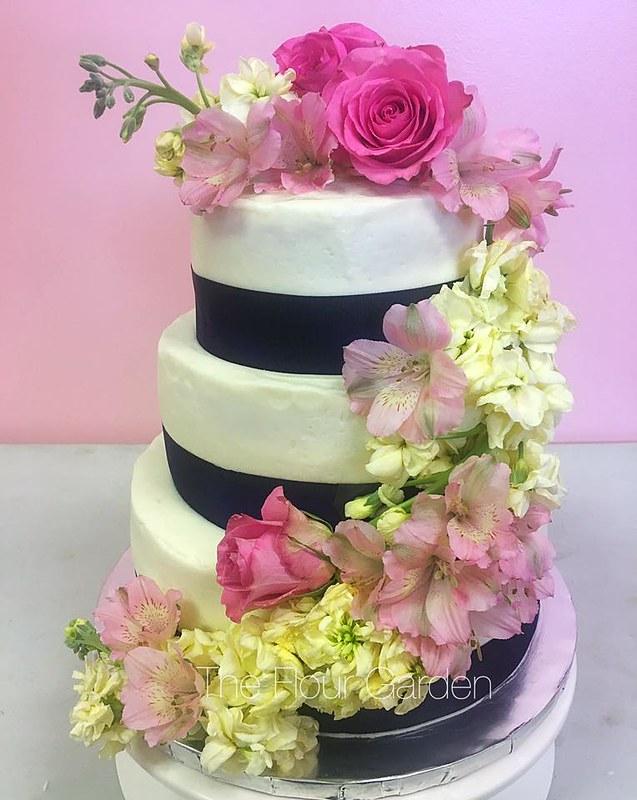 Cake by The Flour Garden