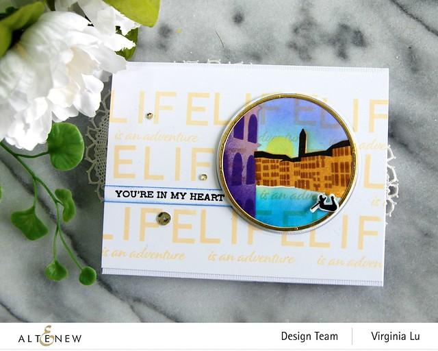 06132021-Let's Go Stamp & Die & Coloring Stencil Bundle-Sentiment Strips Stamp Set-002