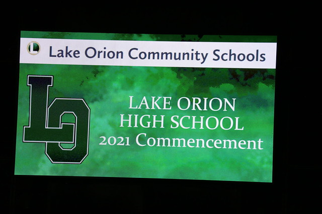 2021 LOHS Graduation