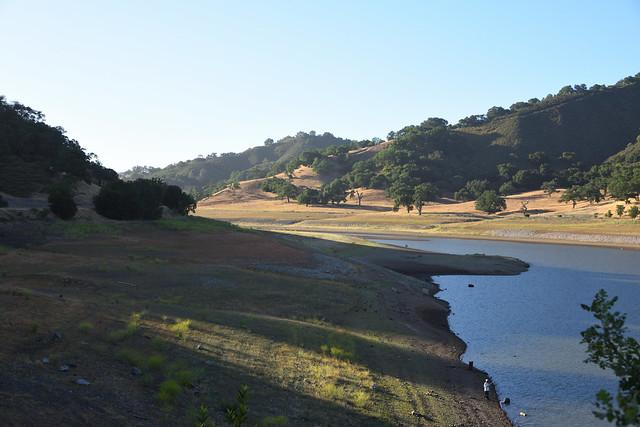 Uvas Reservoir, June 2021 (1)