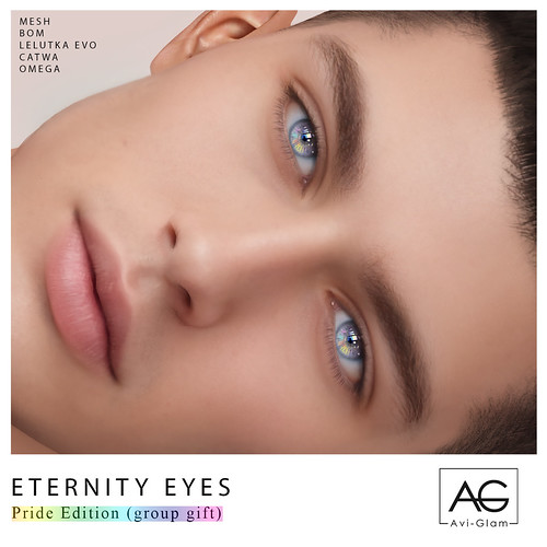 Eternity Eyes - Pride Edition