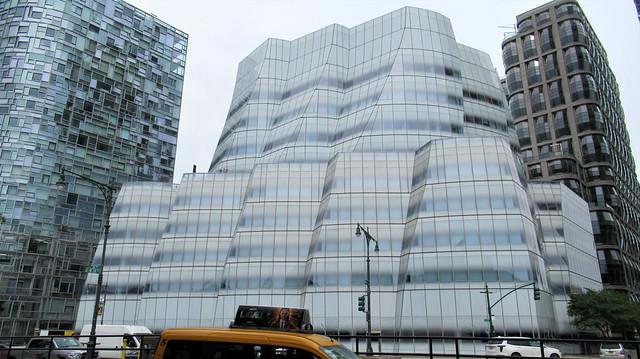 Three Manhattan Buildings
