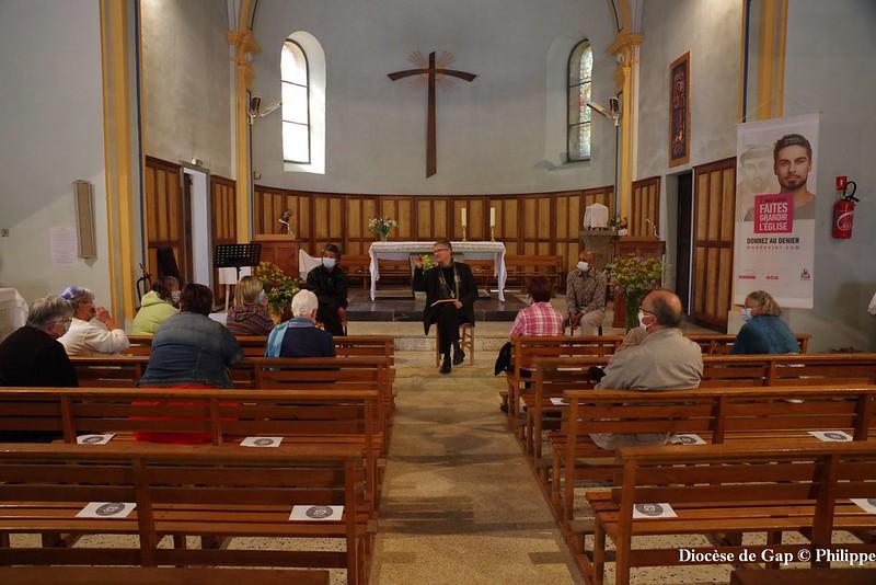 Visite pastorale Haut-Champsaur 2021