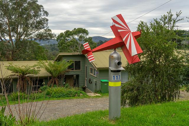 Air Mail #1 - Healesville, Victoria