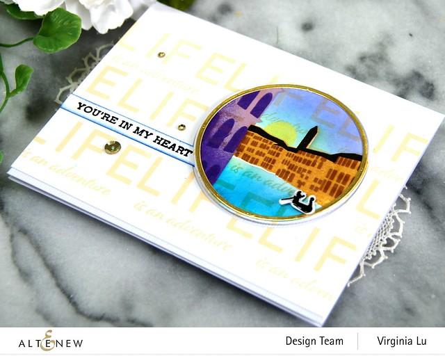 06132021-Let's Go Stamp & Die & Coloring Stencil Bundle-Sentiment Strips Stamp Set-001 (2)