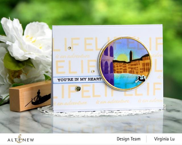 06132021-Let's Go Stamp & Die & Coloring Stencil Bundle-Sentiment Strips Stamp Set
