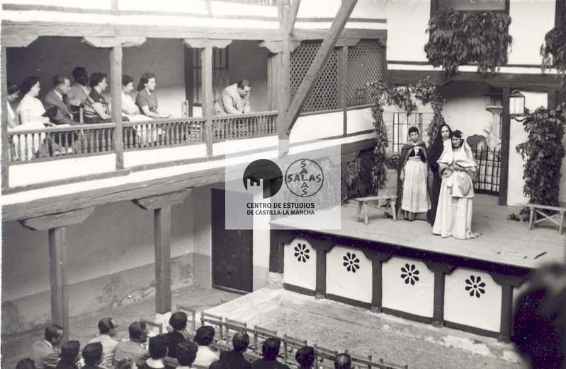 Corral de Comedias de Almagro, declarado Monumento Artístico e Histórico