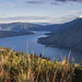 Lake Chelan from Grade Creek Road