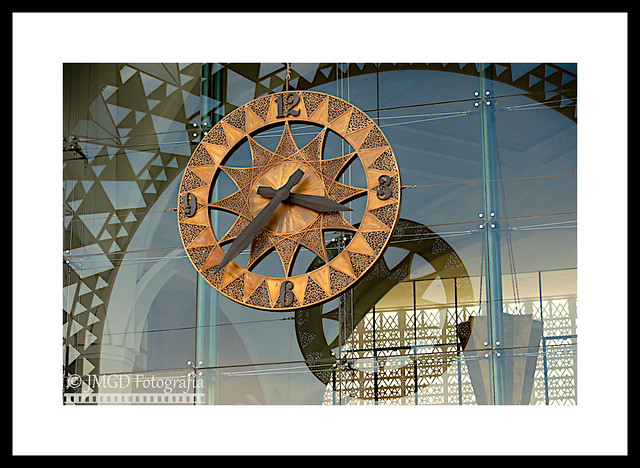 Clock (Marrakesh Railway Station)
