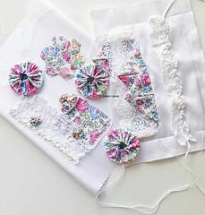 embroidery on silk dupion