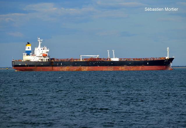 JOYCE OIL PRODUCTS TANKER IMO 9338814 183M 2007 MARSHALL ISLANDS 07 05 21 PORT DE BOUC