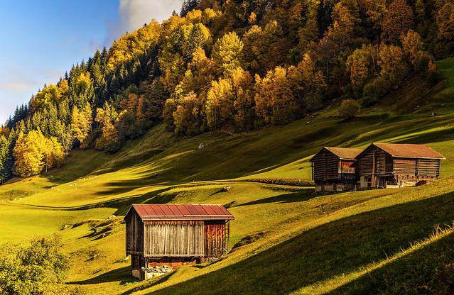 Fall 2020 Swiss Alps