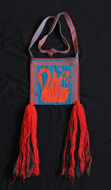 Huichol Morral Shoulder Bag Jalisco Mexico