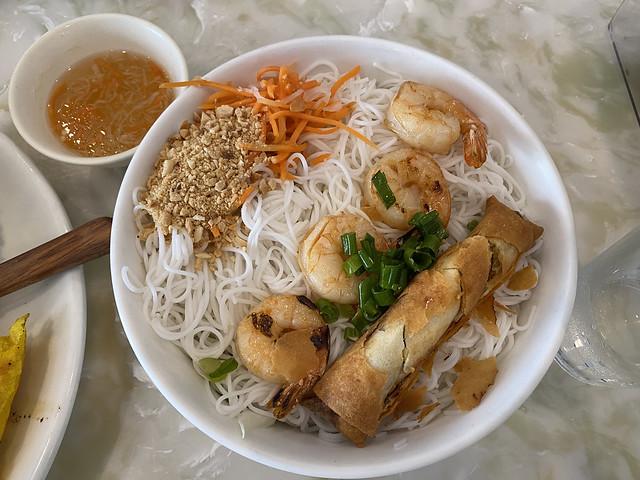 Shrimp & Egg Roll Vermicelli