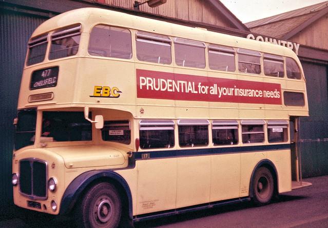 KHC367 Eastbourne Borough Council 67 Dartford (#169)