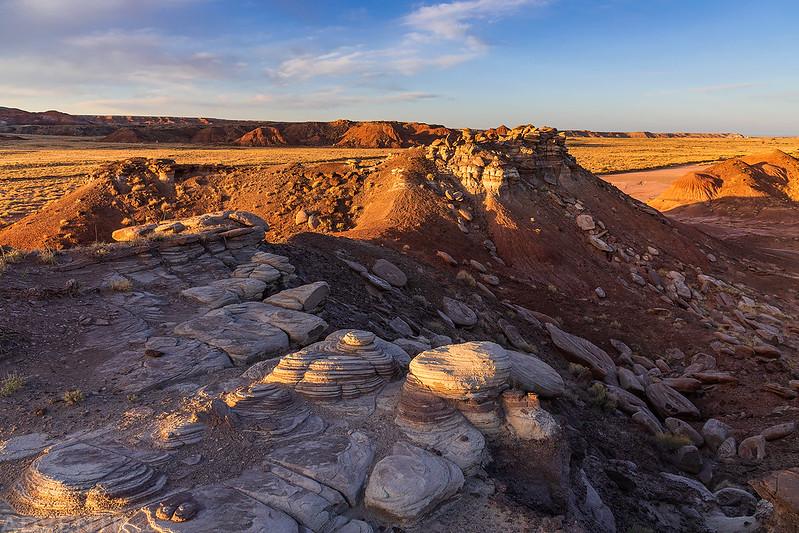 Mesa Top Exploring