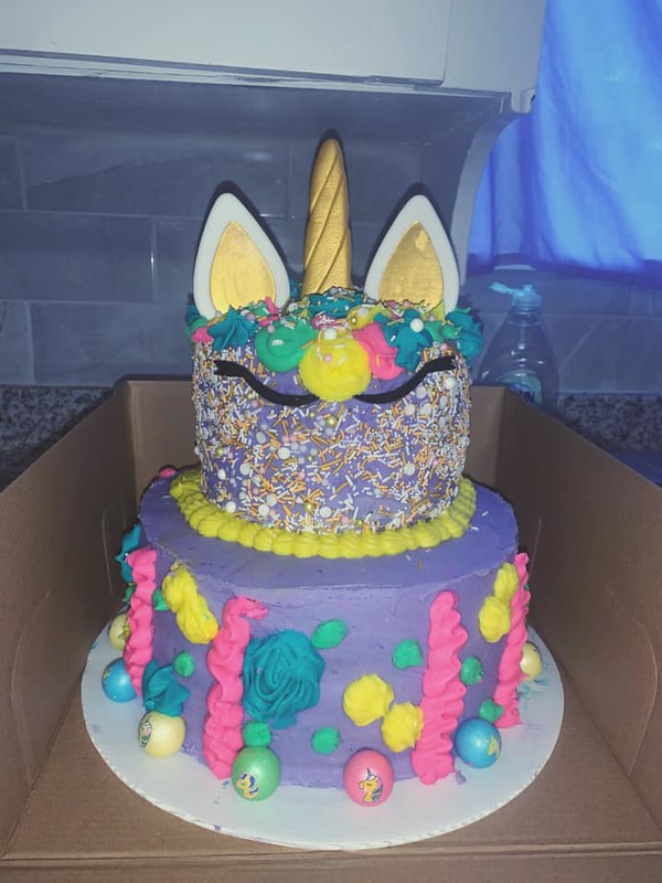 Cake by Queen Cakez