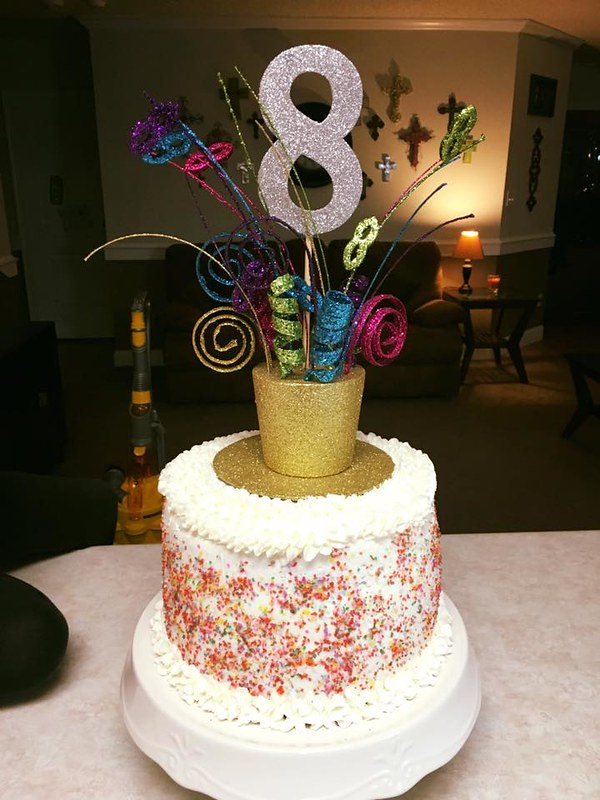 Cake by Melissa's Cupcakes