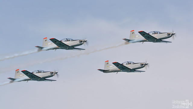 Irish Air Corps Pilatus PC-9M