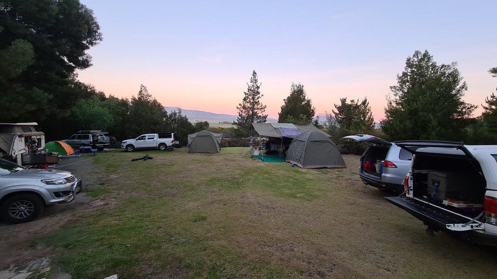 Camping @ Schoongezicht in the Koue Bokkeveld