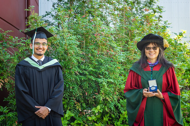 Anmol Sharma - Dean's Medal for Science ~ Convocation 2021
