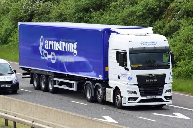Armstrong Logistics NV70 BCZ