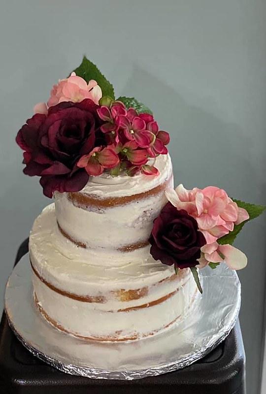 Cake by Sweet Georgia's Cakes
