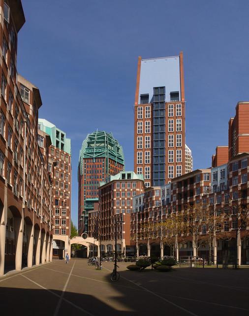 Den Haag - Muzenplein