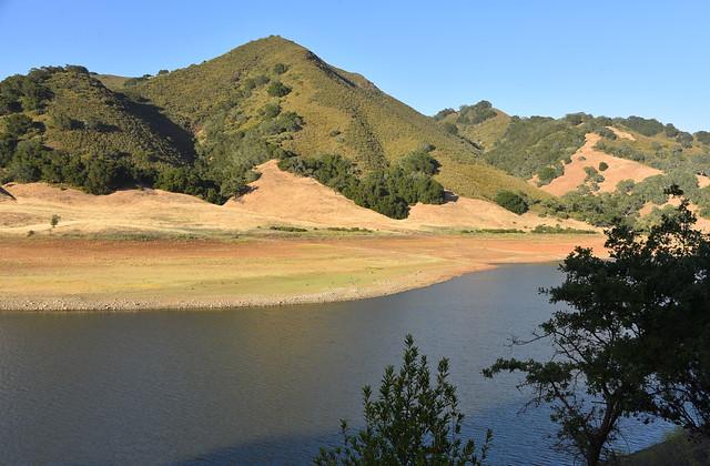 Uvas Reservoir, June 2021 (2)