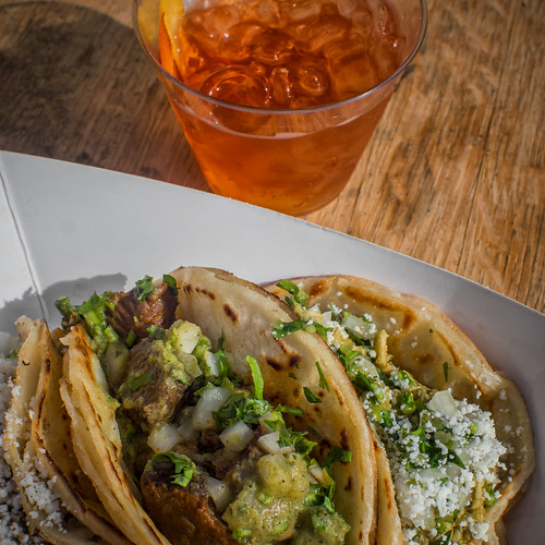 Old-Fashioned tacos
