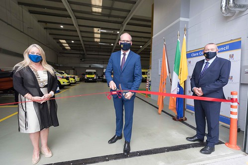 Clare Civil Defence Official Opening - Tuesday 8th June 2021