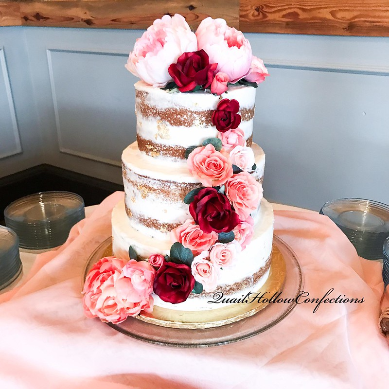 Cake by Quail Hollow Confections