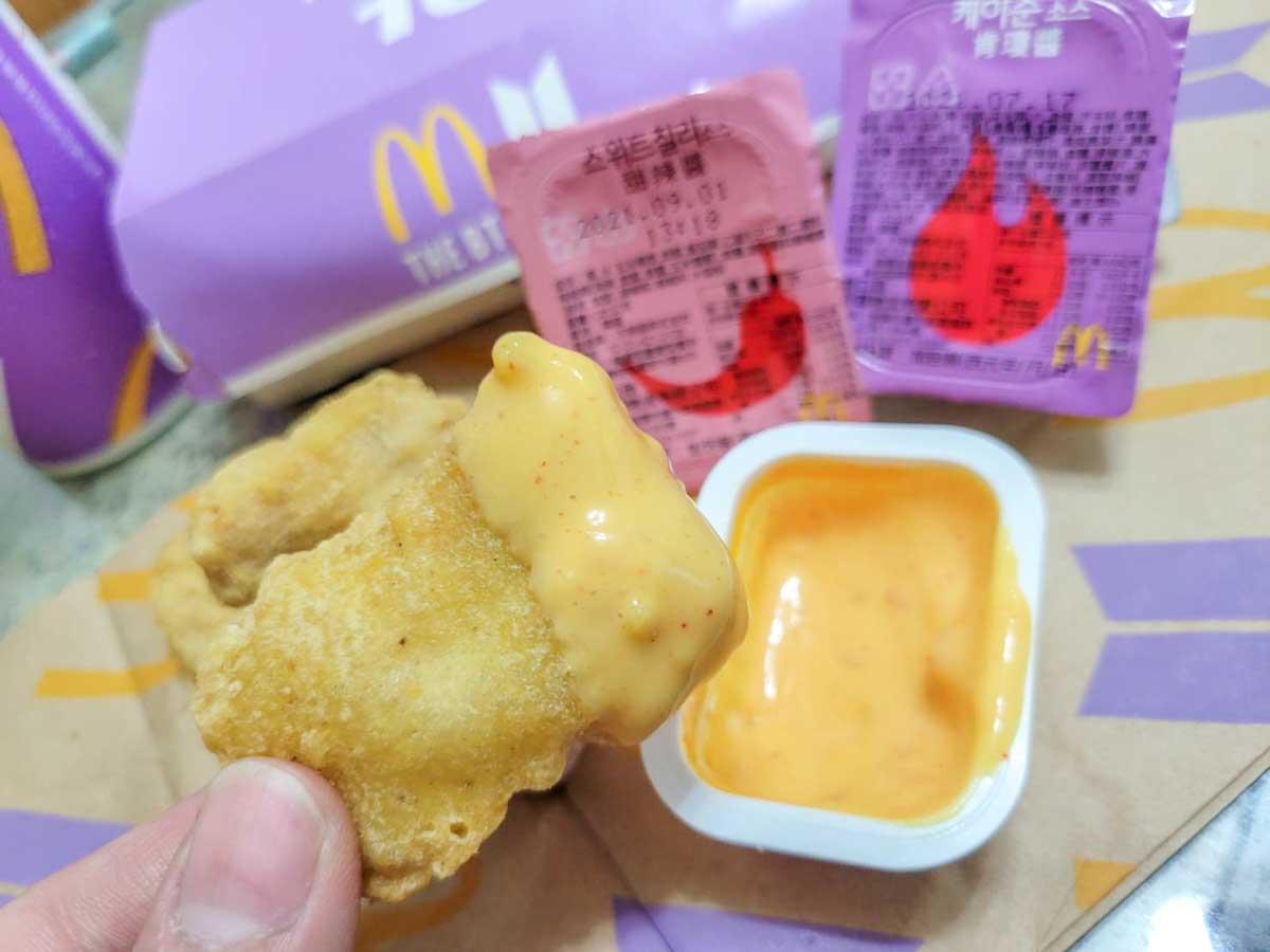麥當勞xBTS聯名套餐-7
