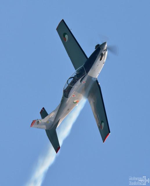 Irish Air Corps Pilatus PC-9M 261