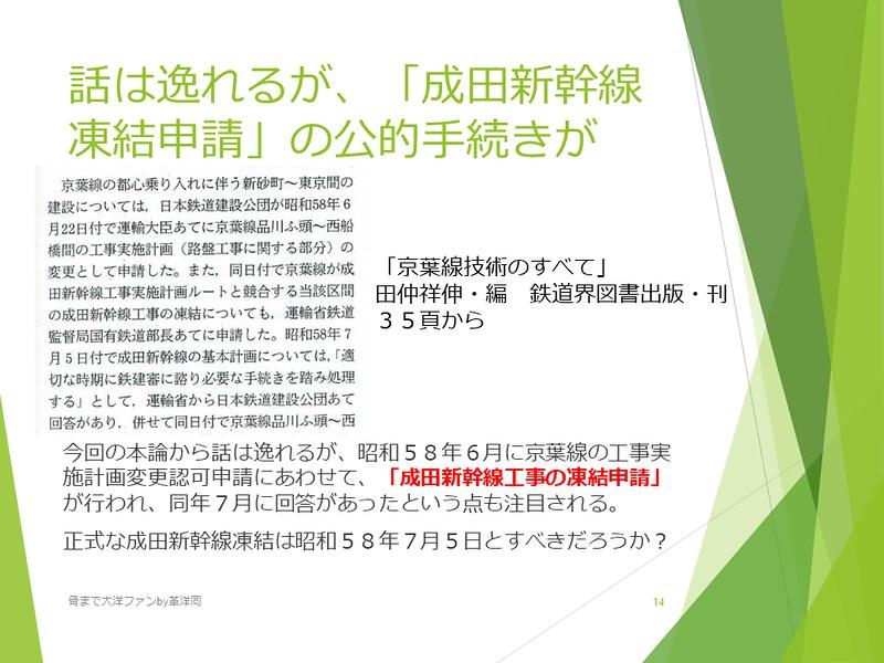 京葉線東京駅の登記と成田新幹線東京駅 (14)