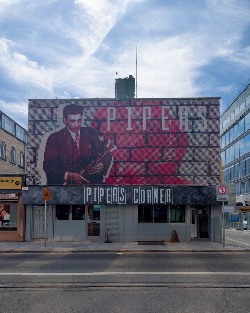Piper's Corner: Marlborough St.