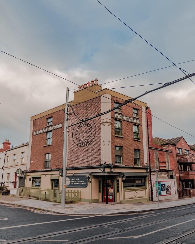 T O'Brennan's: Upper Dominick St.