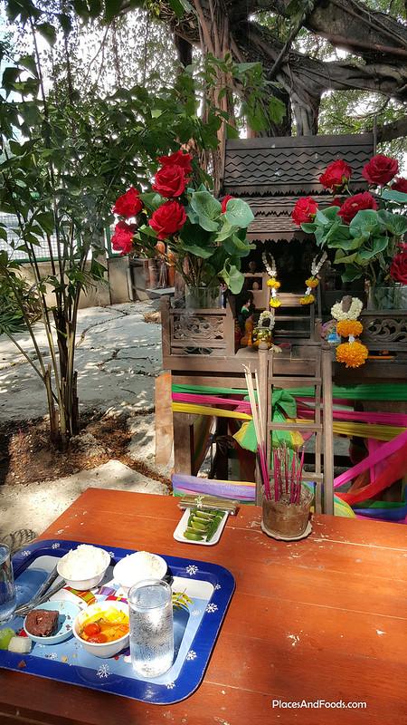 Bangkok Penis Shrine offering