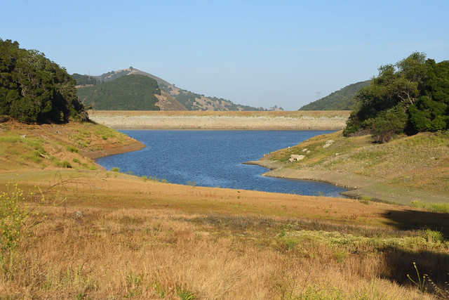 Uvas Reservoir, June 2021 (4)