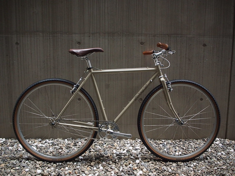 SURLY Cross Check SS Beige