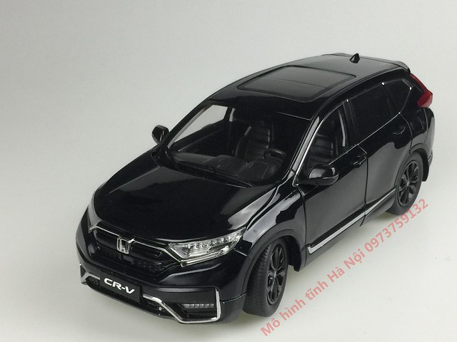 Dealer Paudi 1 18 Honda CRV 2020 mo hinh o to xe hoi diecast model car (1)