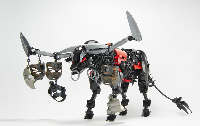 Kane-Ra, the Corrupted Bull
