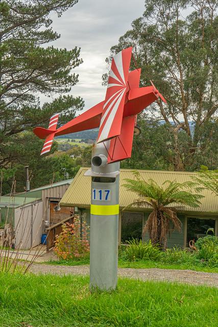 Air Mail #2 - Healesville, Victoria