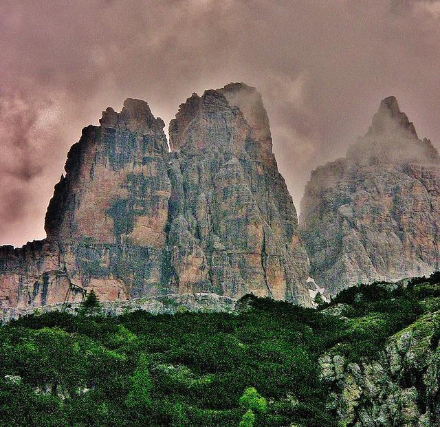 Italien, Rund um Molveno/Trento-(Dolomiten) Brenta-Gebirge, Am Rifugio Selvata, 79089/13742