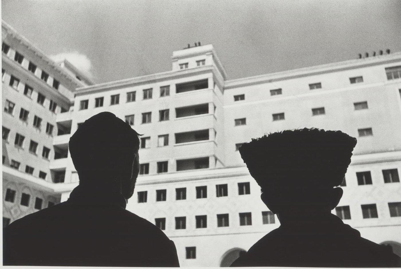 1939. Новые дома в Тбилиси